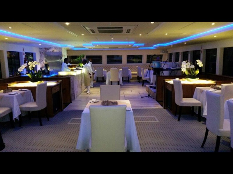 custom custom catamaran luxury 6 star 200 pax floating restaurant 289818 017