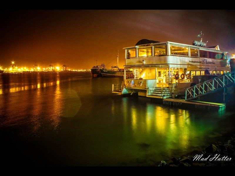 custom custom catamaran luxury 6 star 200 pax floating restaurant 289818 031