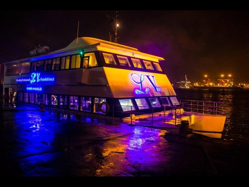custom custom catamaran luxury 6 star 200 pax floating restaurant 289818 005