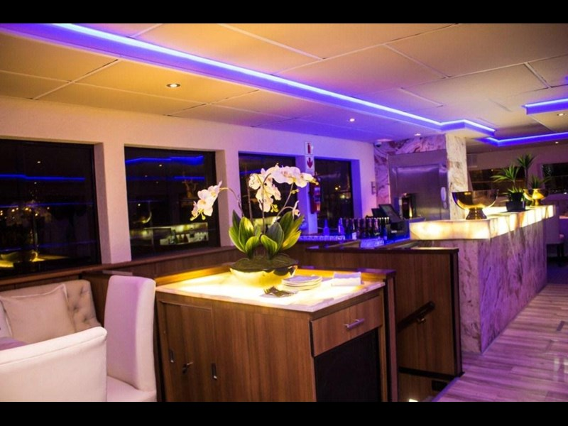 custom custom catamaran luxury 6 star 200 pax floating restaurant 289818 011