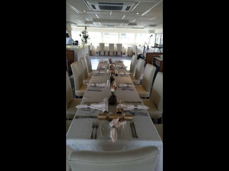 custom custom catamaran luxury 6 star 200 pax floating restaurant 289818 039