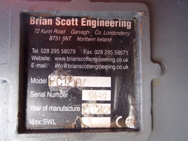 scott 12 ton 5 finger 290063 023