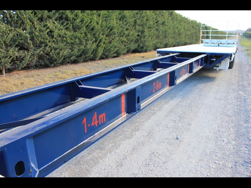 bullet extendable machinery trailer 292113 043