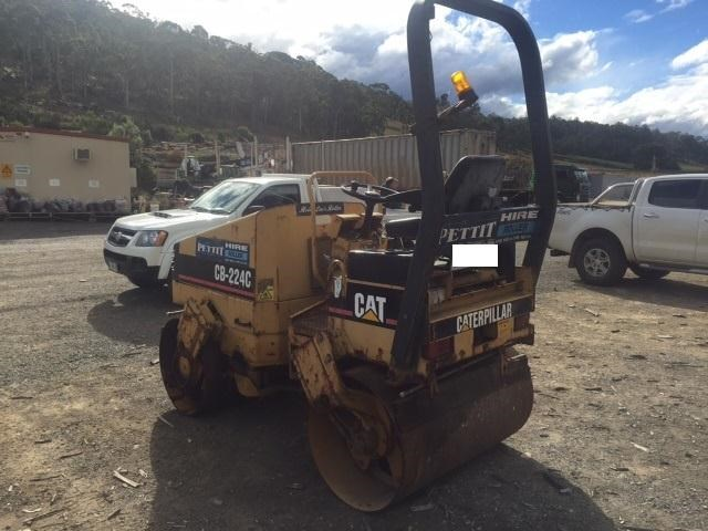caterpillar cb224c 294055 007