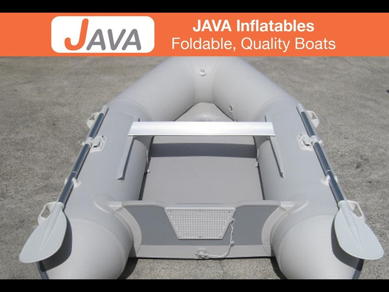 java 2.5m air floor inflatable 295466 013