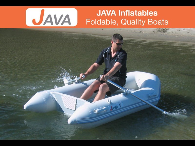 java 2.5m air floor inflatable 295466 003