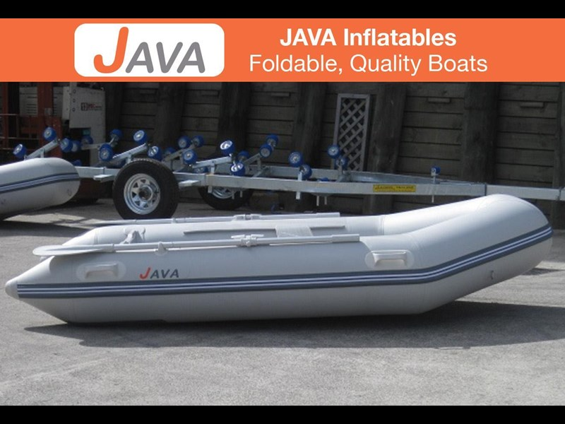 java 2.5m air floor inflatable 295466 009