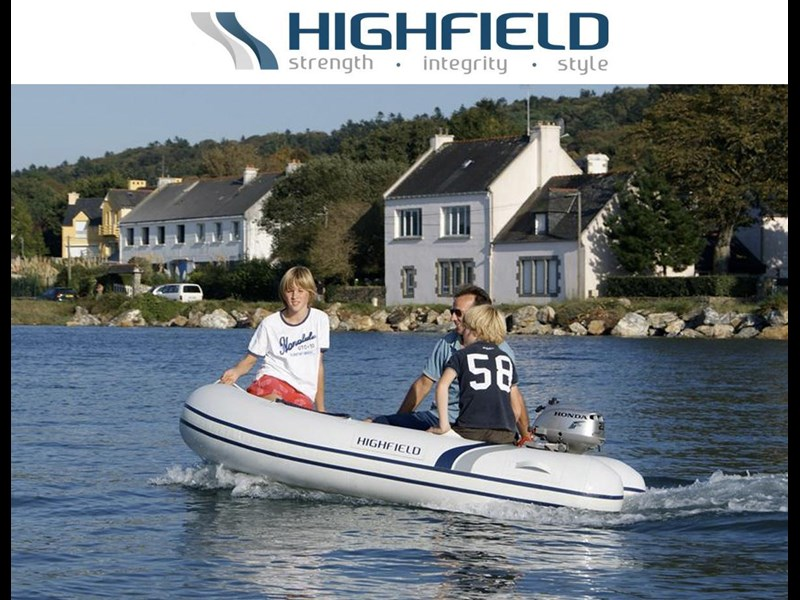 highfield 2.4m ultralite inflatable 295477 025