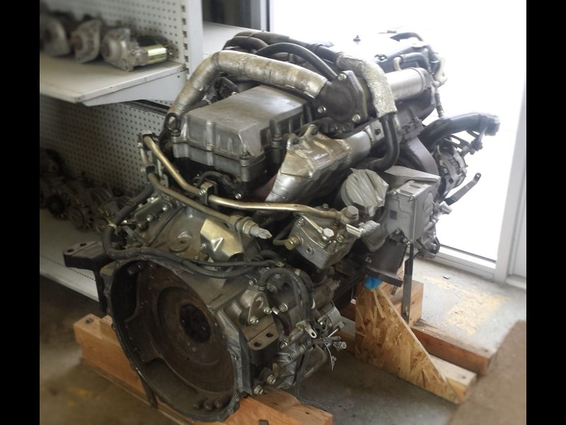 engine isuzu 6hk1 sitec 295 298675 003
