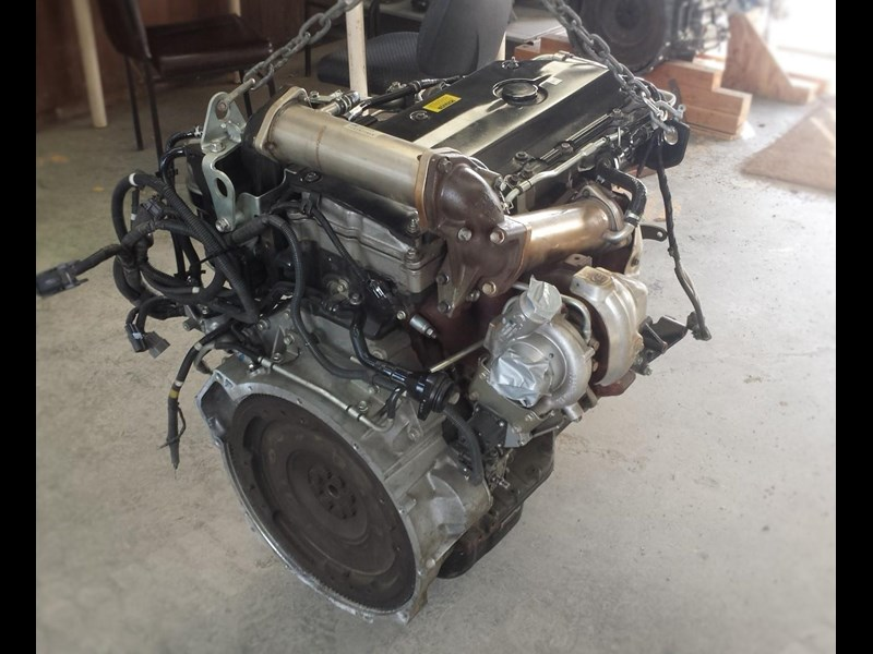 engine isuzu 4hk1 sitec 155 298674 005