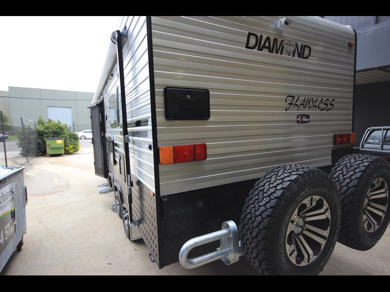 westernport caravans flawless 21' - off road 299450 007