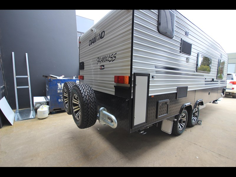 westernport caravans flawless 21' - off road 299450 015