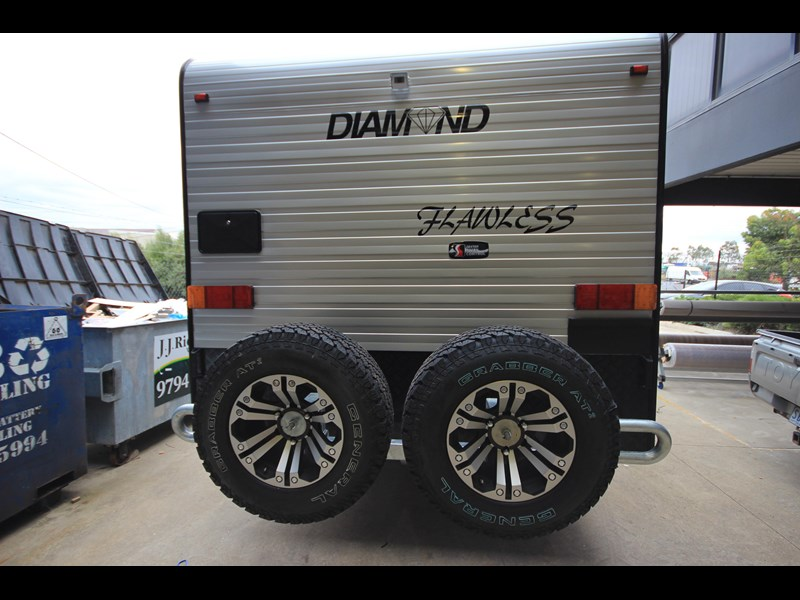 westernport caravans flawless 21' - off road 299450 017