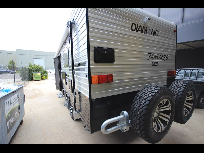 westernport caravans flawless 21' - off road 299450 019