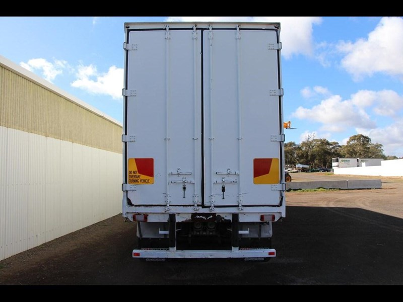 maxi-cube 45ft refrigerated pantech trailer 300204 013