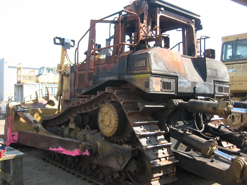 caterpillar d8r-ii 300715 007