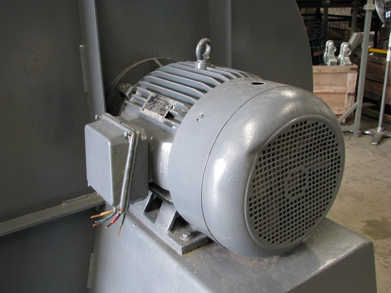 howden large industrial extraction blower fan 302557 011