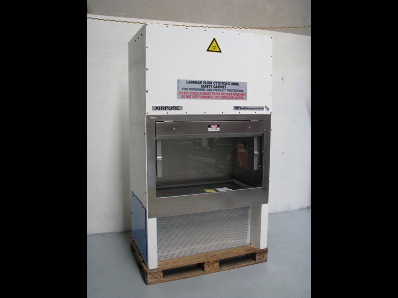 email westinghouse airpure biological safety cabinet class 2 302521 001