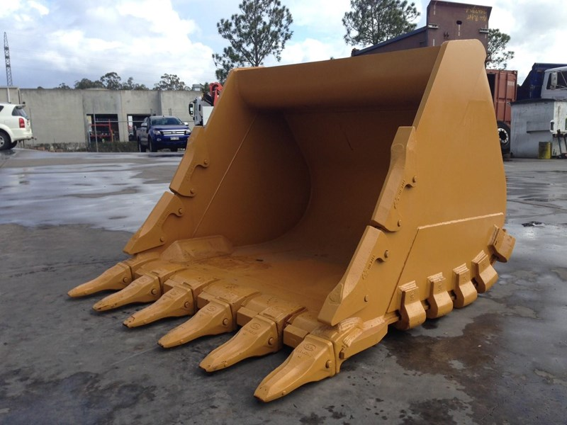 all plant attachments 45 - 50 tonne heavy duty bucket 214145 001