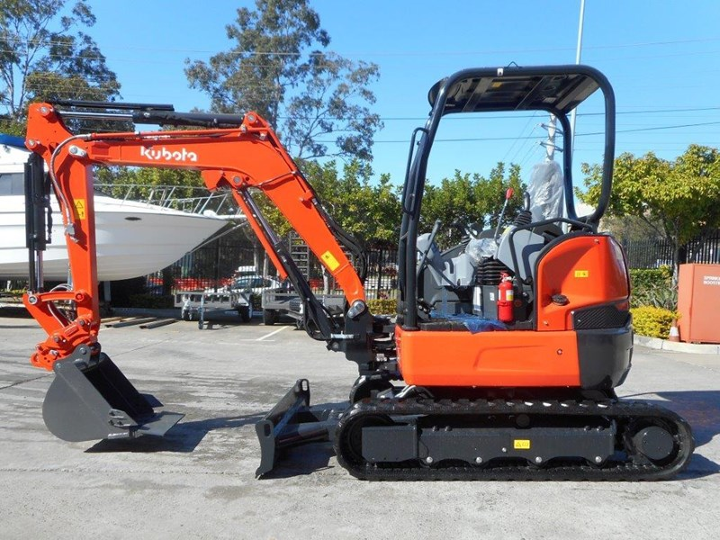 kubota unused 3.2 ton compact excavator [just arrived] [machexc] 305992 001
