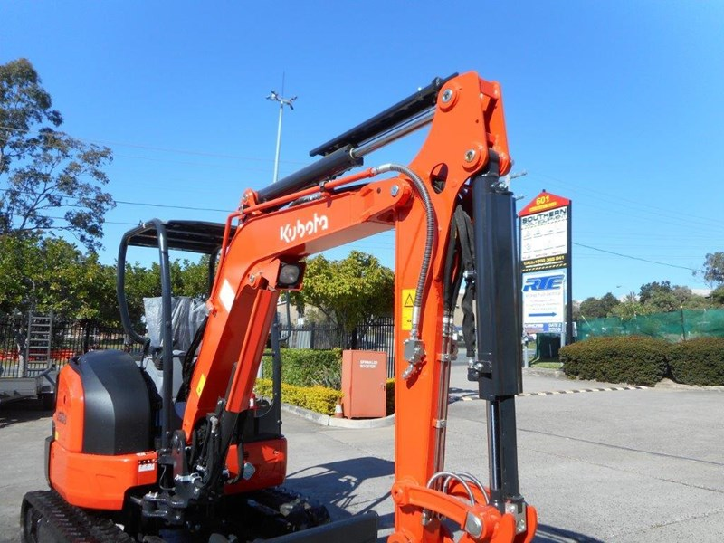 kubota new 3.2 ton compact excavator [unused] [machexc] 305977 029