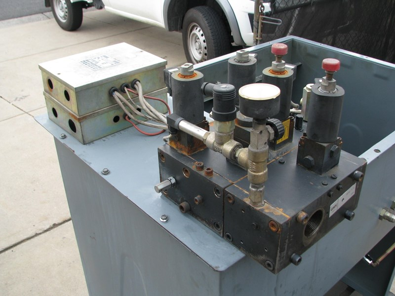 gmv 3010 hydro lift hydraulic power pack unit 306742 017