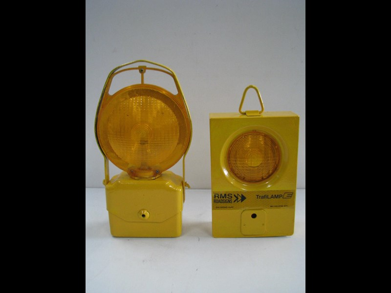 amber roadside traffic hazard safety lamps lights 306933 003