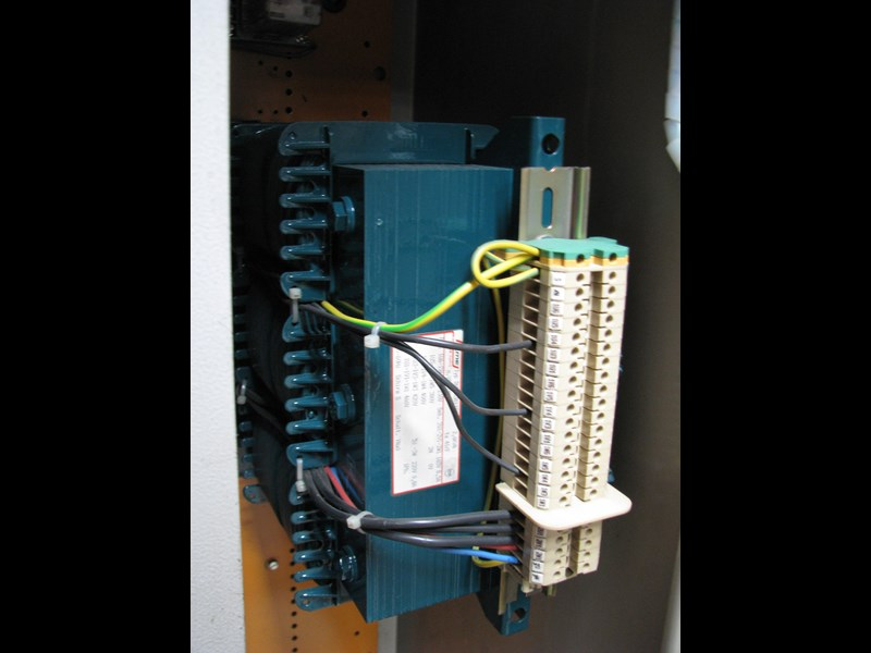 rittal electrical plc cabinet switchboard 307106 015
