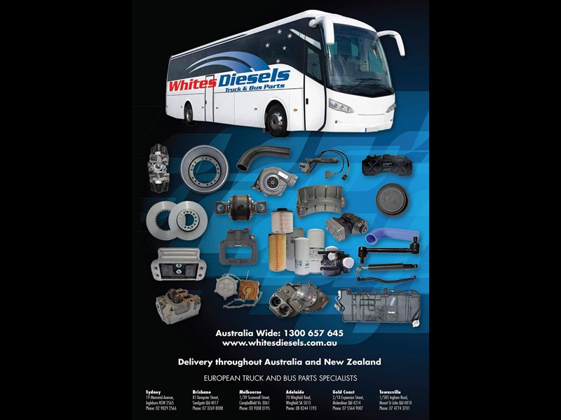 various trucks and bus parts 307518 003