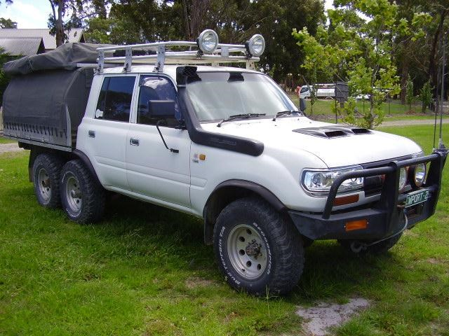 toyota landcruiser 6 wheel drive 310229 009