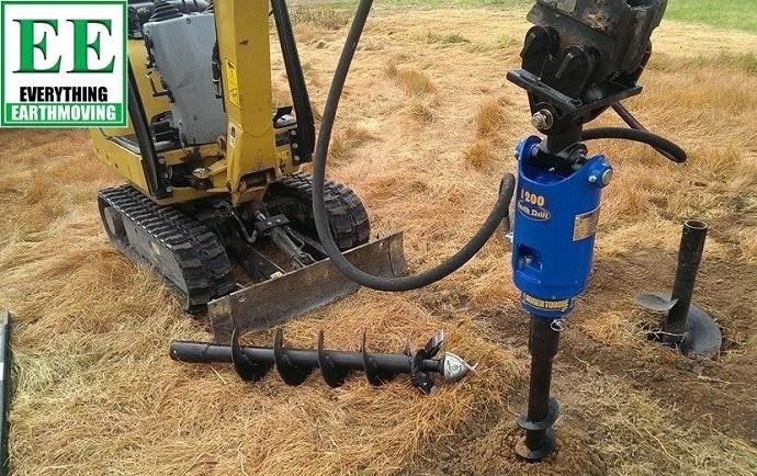 auger torque 1200 earth drill for mini excavators up to 1.2 tonnes auger torque 313454 005