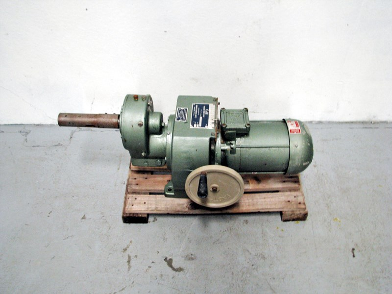 c&h 2hp variable speed drive electric motor 311306 001