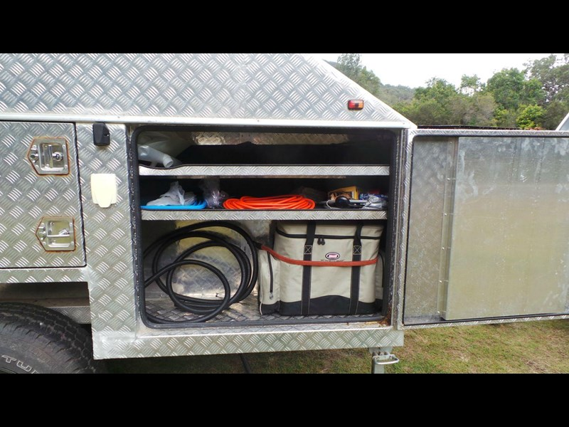 custom made camper trailer 315014 014