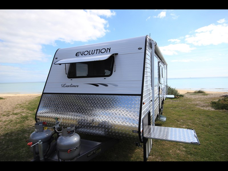 evolution luxliner 21' 316008 005