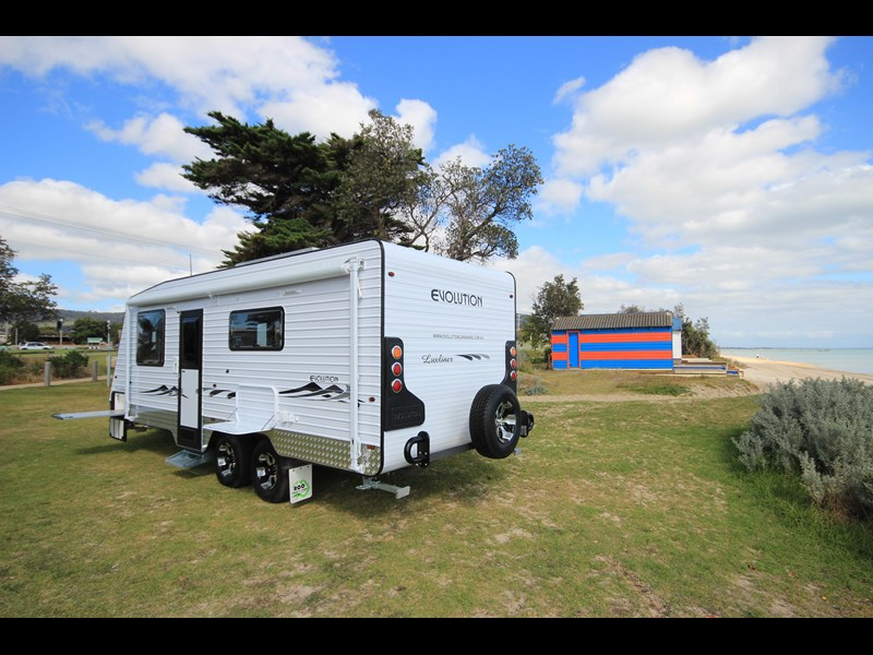 evolution luxliner 21' 316008 007
