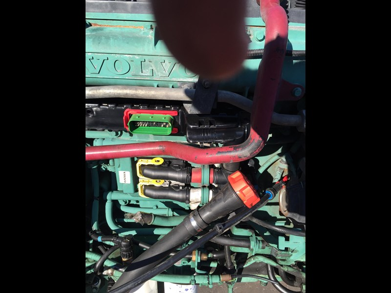 volvo engine d13a 315851 007