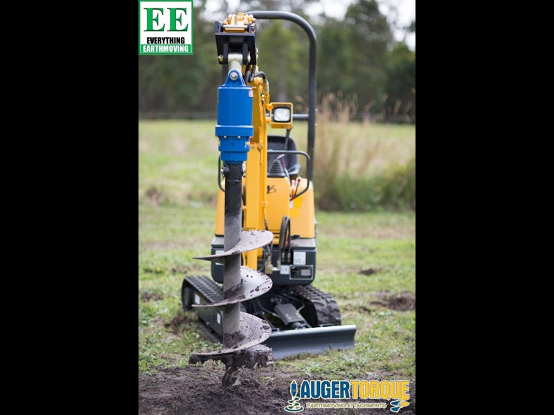 auger torque 1500 earth drill for mini excavators up to 1.5 tonnes auger torque x1500 317593 010