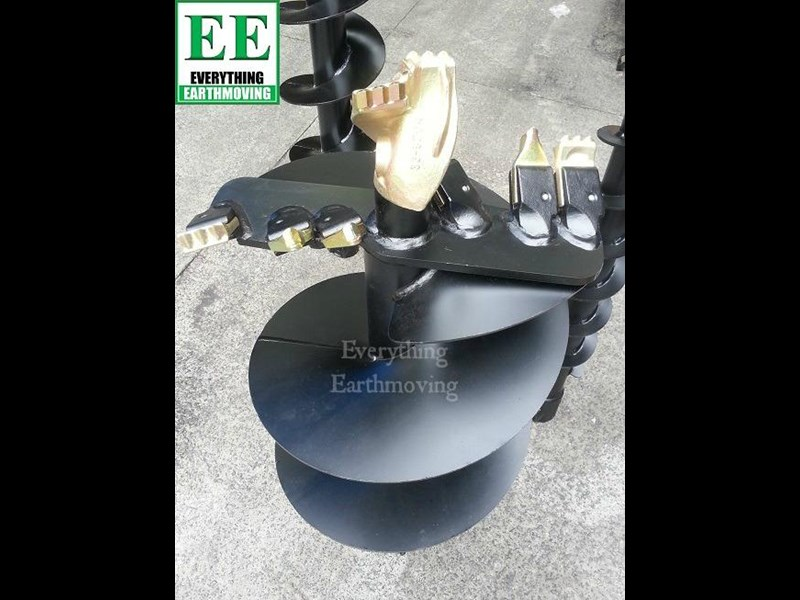 auger torque 2500 earth drill for mini excavators up to 2.5 tonnes auger torque x2500 317626 053