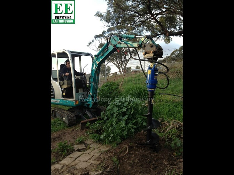 auger torque 2500 earth drill for mini excavators up to 2.5 tonnes auger torque x2500 317626 031