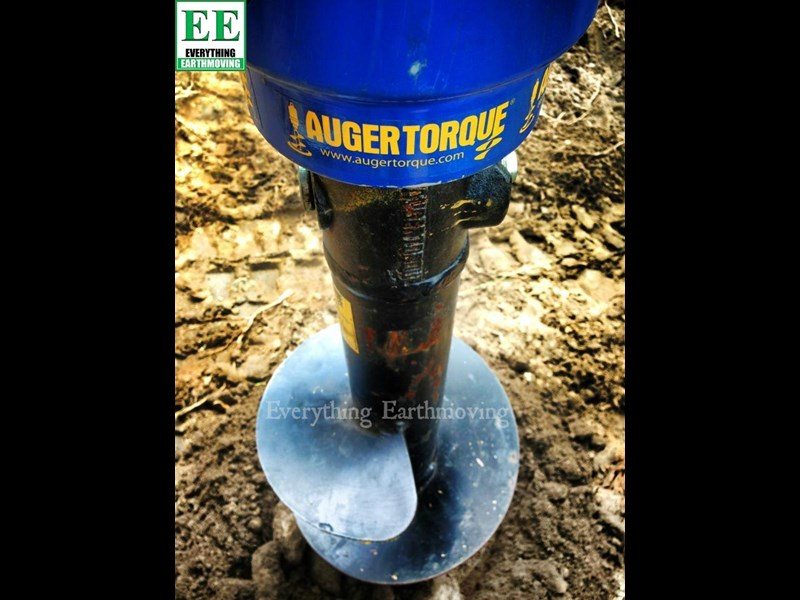 auger torque 2500 earth drill for mini excavators up to 2.5 tonnes auger torque x2500 317626 005