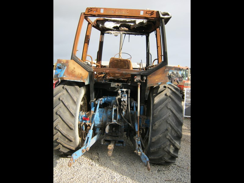 Ford 5640 Tractor Parts : Ford tractor wrecking parts only for sale