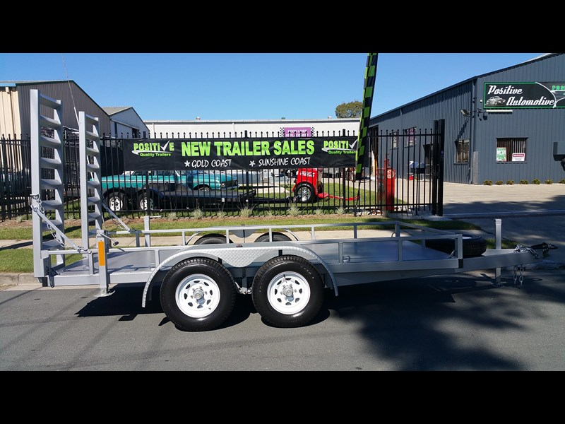 positive quality trailers 14ft 4.5 tonne heavy duty machinery trailer 318959 013