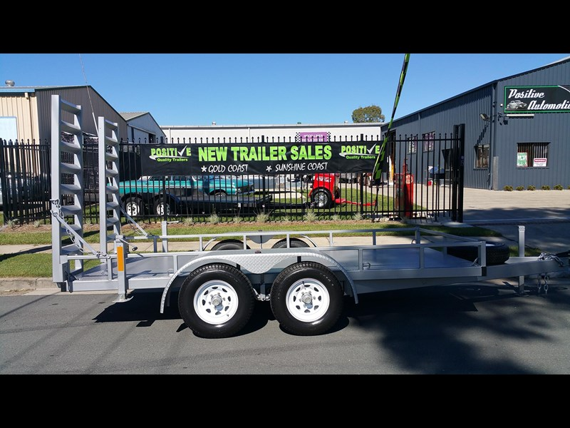 positive quality trailers 14ft 4.5 tonne heavy duty machinery trailer 318959 015