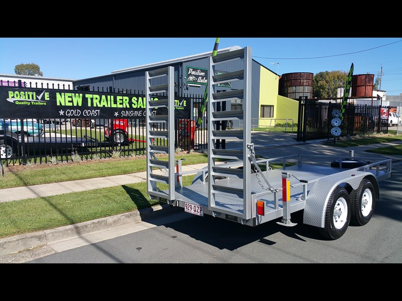 positive quality trailers 14ft 4.5 tonne heavy duty machinery trailer 318959 009
