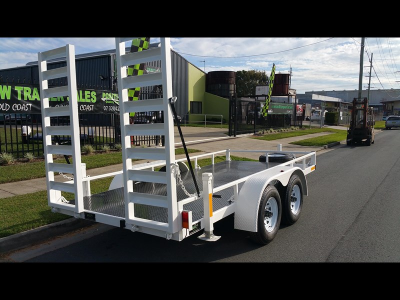 positive quality trailers 14ft 4.5 tonne heavy duty machinery trailer 318959 005
