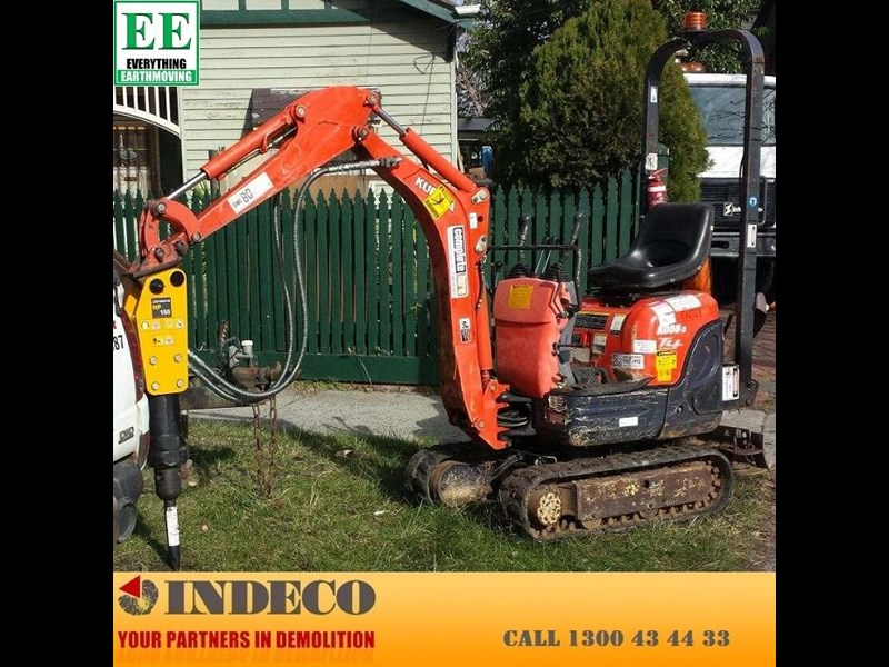 indeco hp150 315064 029