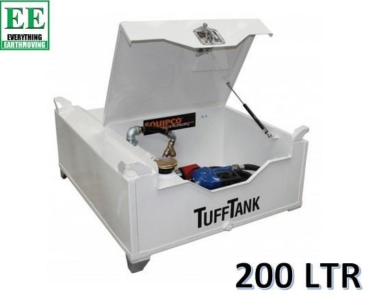 tuff tank 600 ltr steel diesel tanks and pumps 321282 009