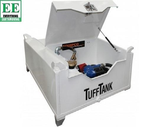 tuff tank 600 ltr steel diesel tanks and pumps 321282 001