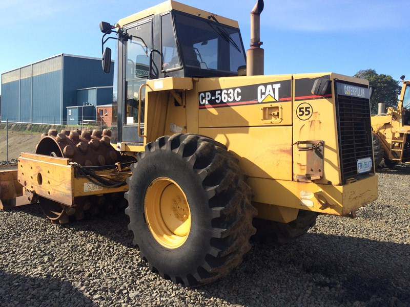caterpillar cat cp-563c 322247 001