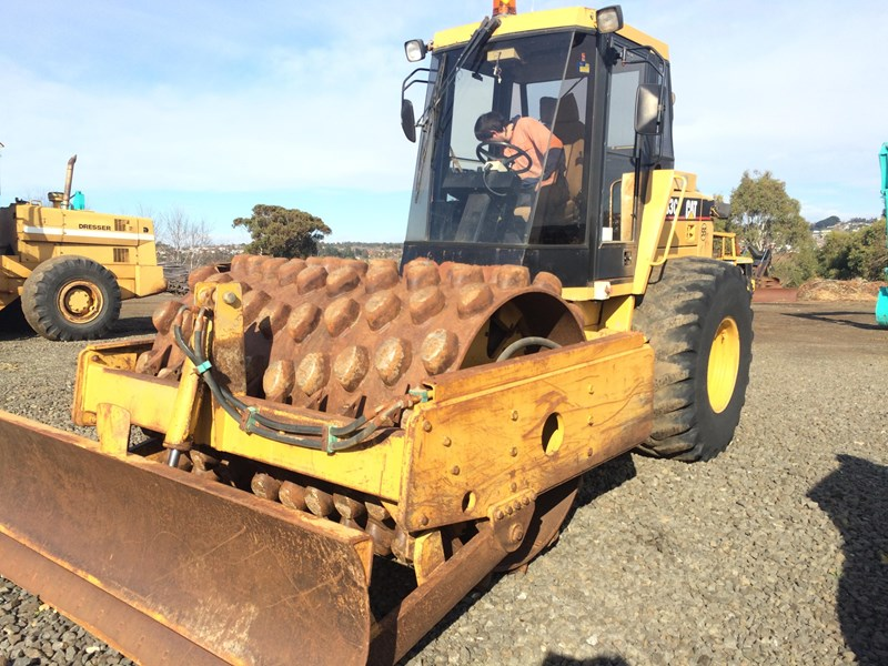 caterpillar cat cp-563c 322247 007